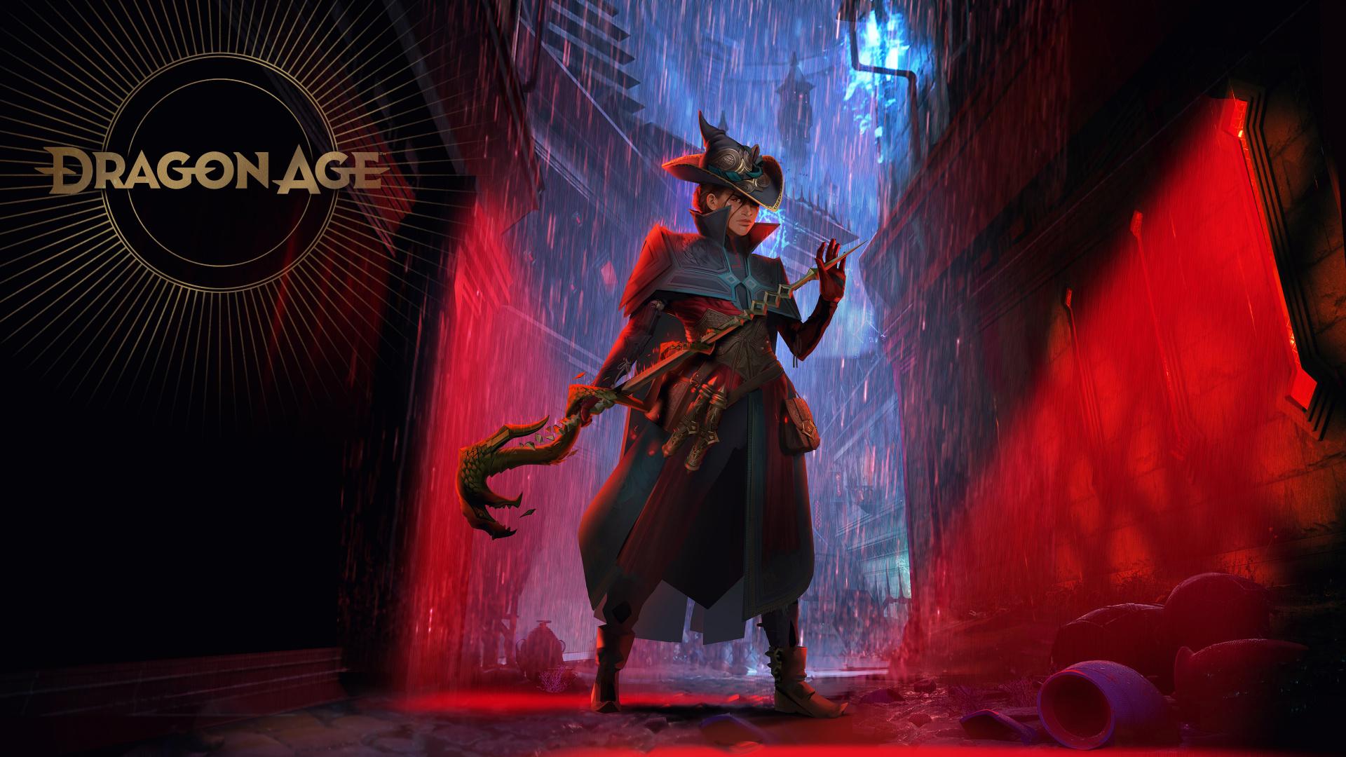 Создатели Dragon Age опубликовали новый арт