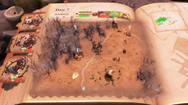 Карточный рогалик Trials of Fire вышел в Steam