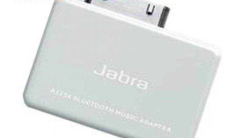 Bluetooth-iPod по версии Jabra