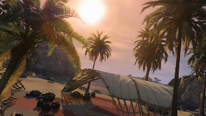 Кайо Перико станет новой локацией GTA Online — дата выхода и первые детали
