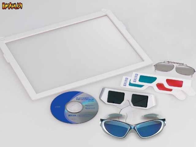 3D-фильтры для дисплея