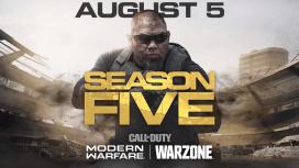 Взрыв стадиона и запуск поезда: детали5 сезона Call of Duty: Warzone и Modern Warfare