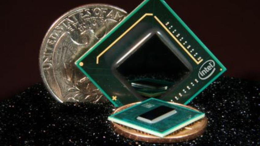 Intel представила новые чипы Atom