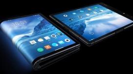 Первый в мире складной смартфон доступен для предзаказа
