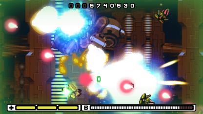 Аниме-шутер Risk System выходит15 июля на Nintendo Switch