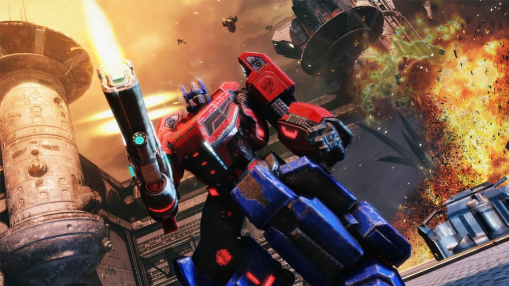 Transformers: Fall of Cybertron неожиданно вышла на PS4 и Xbox One