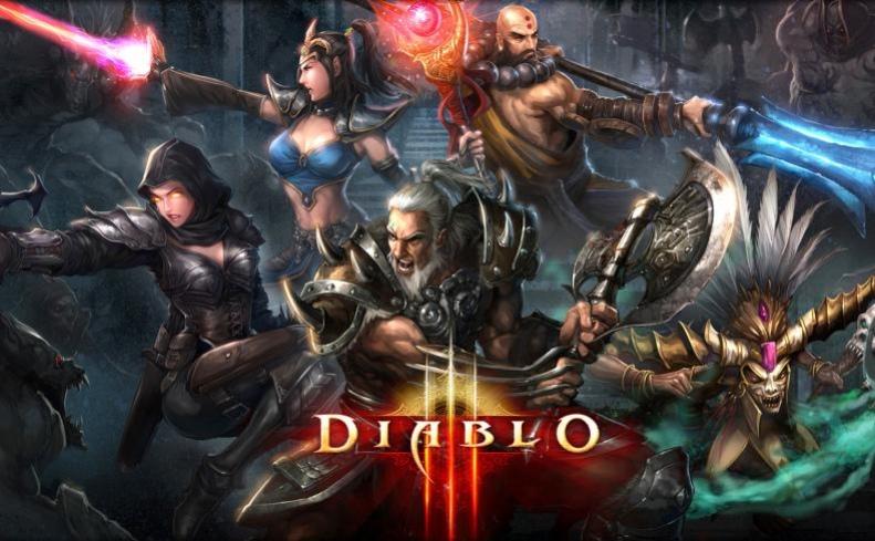 Владельцы консолей смогут играть в Diablo3 в офлайне