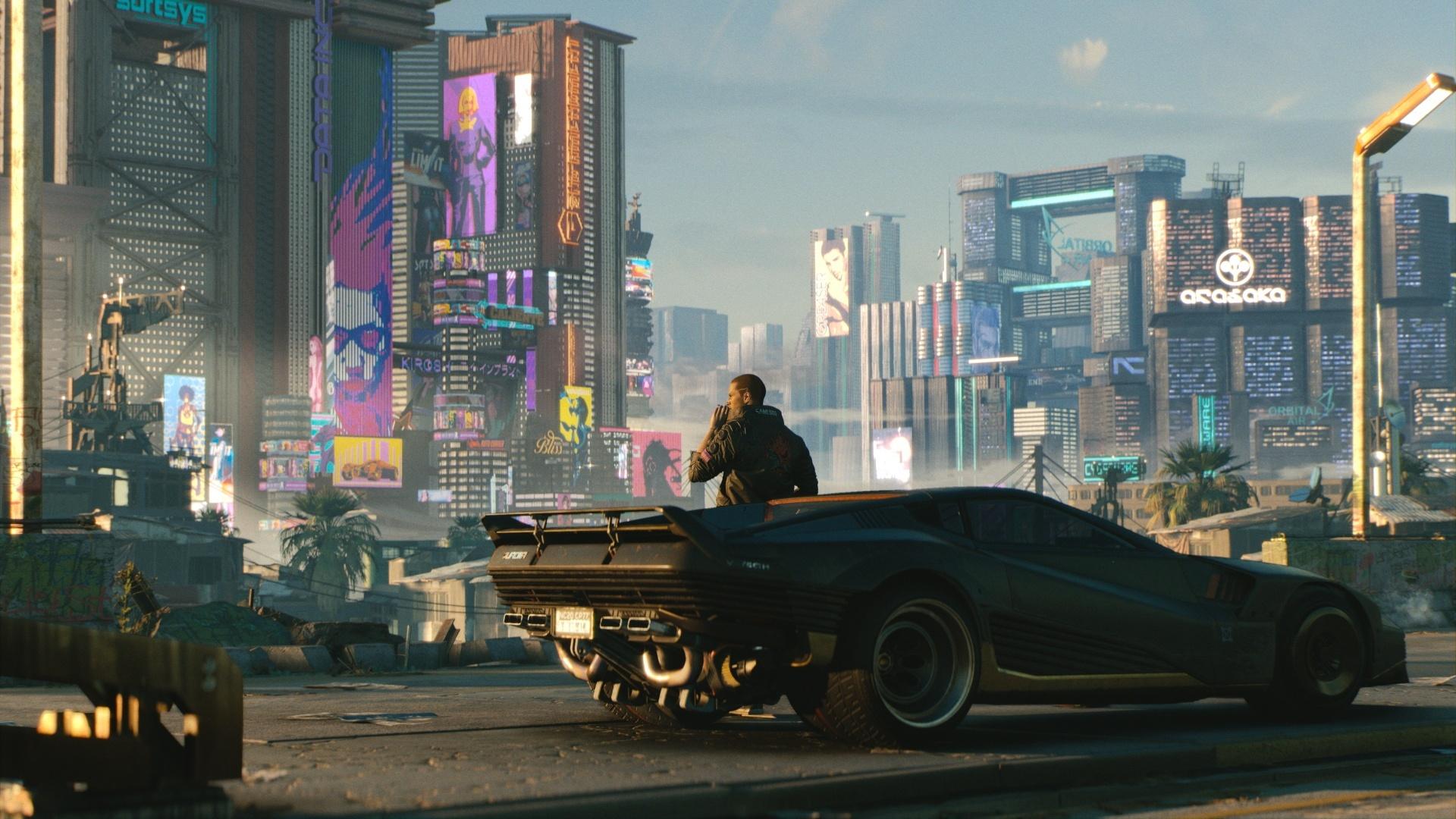 Cyberpunk 2077 привезут на цифровое мероприятие «Лето гейминга» от IGN