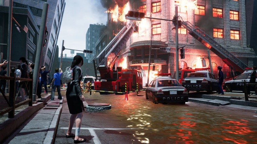 Disaster Report4 выйдет на Западе