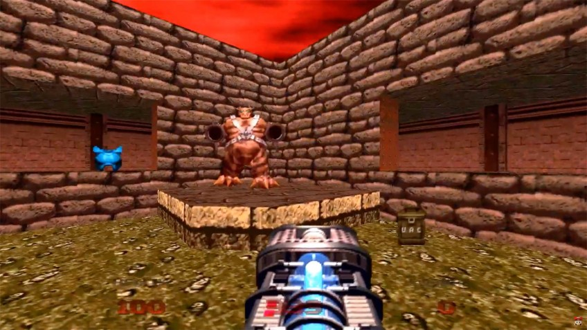 Возможно, переиздание Doom64 появится и на PC