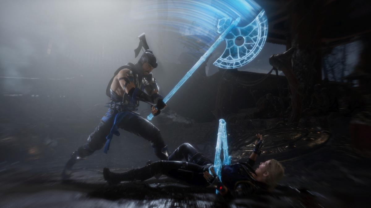 Mortal Kombat 11 может получить кроссплей