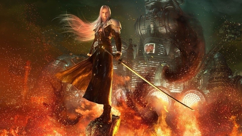 Вышел финальный трейлер ремейка Final Fantasy VII