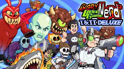 Дилогию Angry Video Game Nerd выпустили на PC и Nintendo Switch