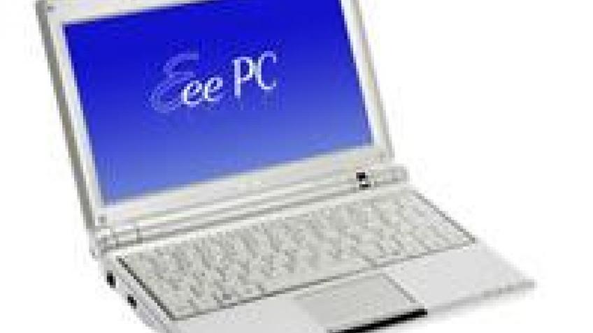 ASUS Eee PC 1000H уже продается на Тайване