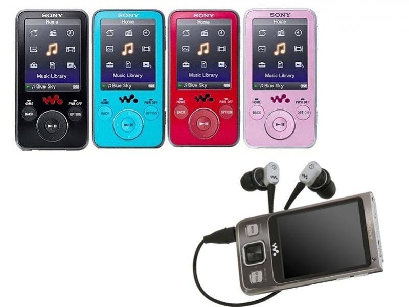 Sony показала новый Walkman