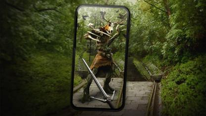 Число загрузок The Witcher: Monster Slayer превысило1 миллион за неделю