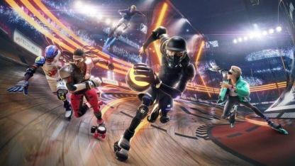Утечка: постер, ролик и свежие детали Roller Champions от Ubisoft