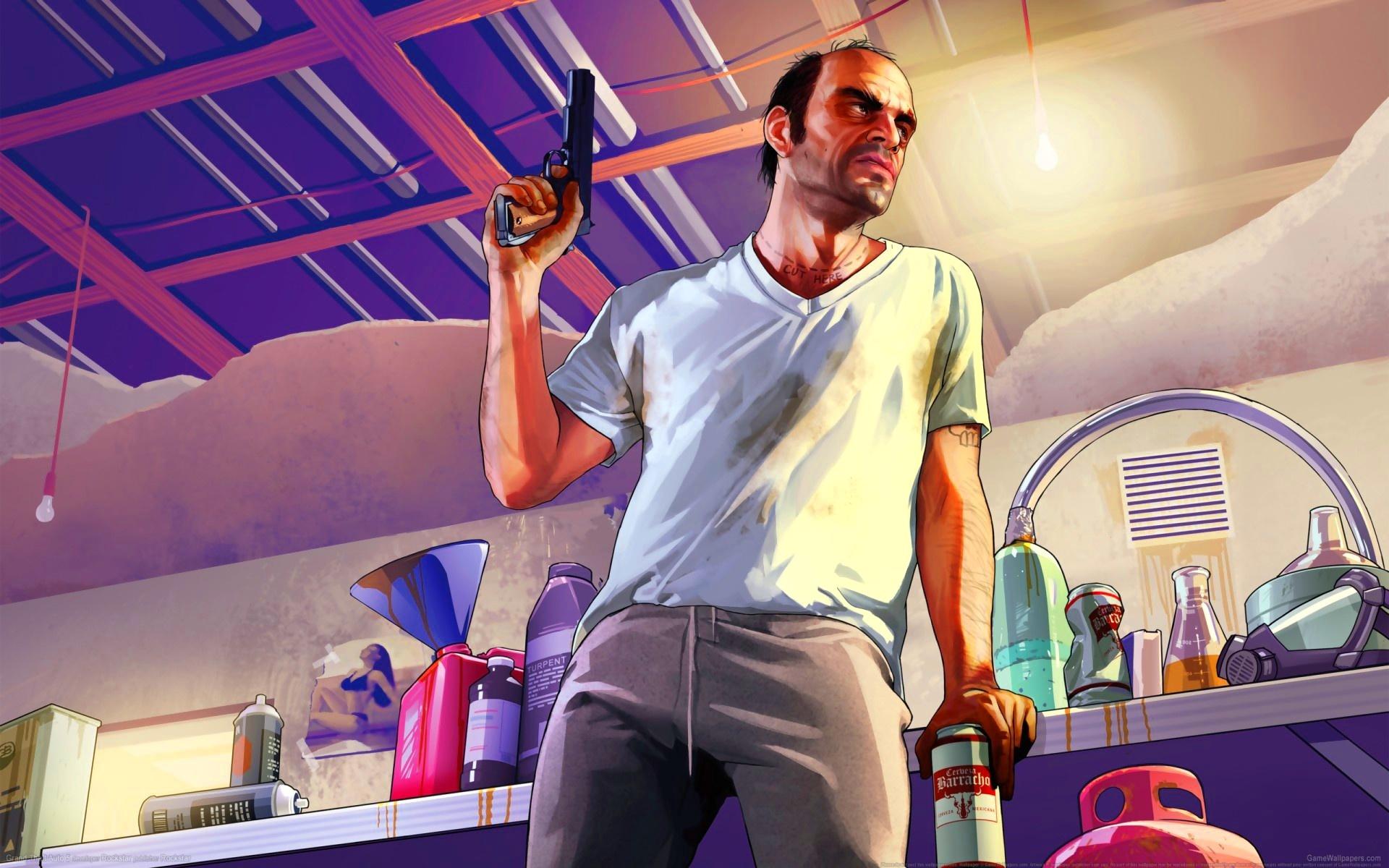 Grand Theft Auto V в Steam начали минусовать за раздачу игры в Epic Games Store