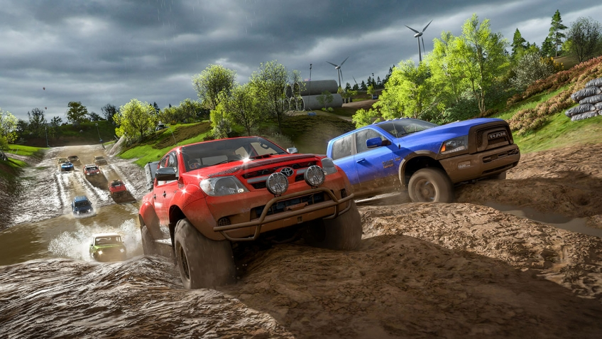 Системные требования Forza Horizon4 будут ниже, чем у третьей части
