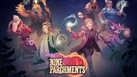Nintendo показала игровой процесс Nine Parchments
