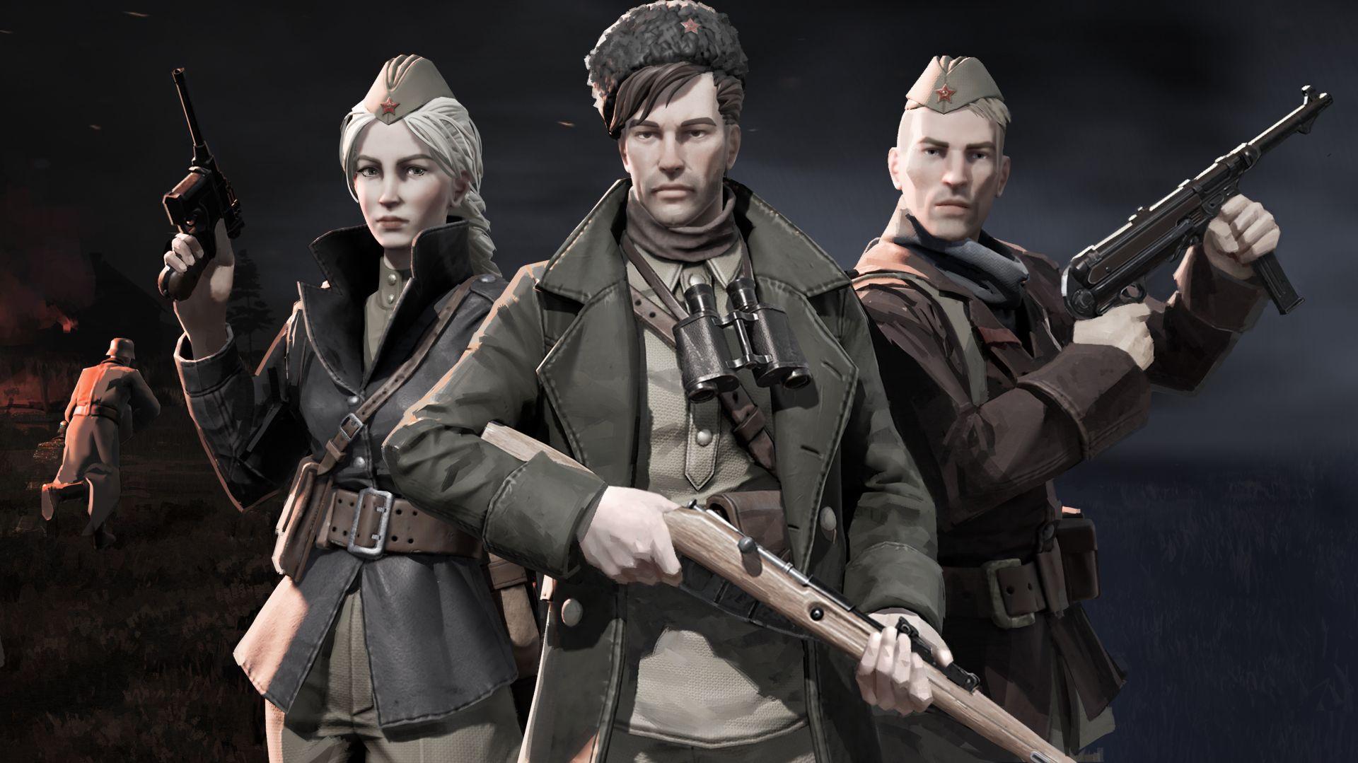 К Partisans 1941 выпускают дополнение Back Into Battle