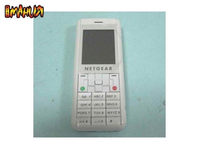 Новый скайпфон от Netgear