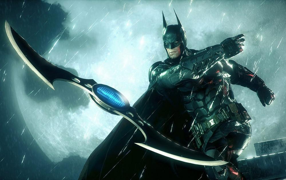 ESRB присвоила экшену «Batman: Рыцарь Аркхема» возрастной рейтинг 17+