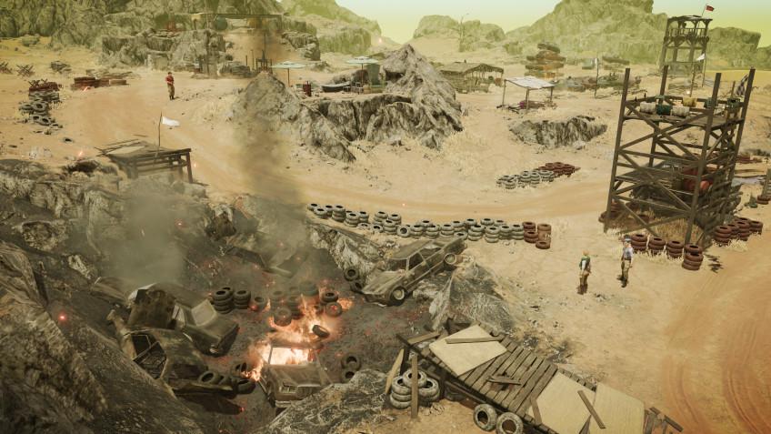 Анонсирована Jagged Alliance 3, которой занимаются разработчики Surviving Mars 3