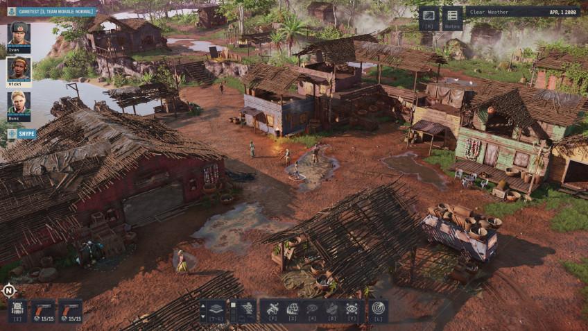 Анонсирована Jagged Alliance 3, которой занимаются разработчики Surviving Mars 6
