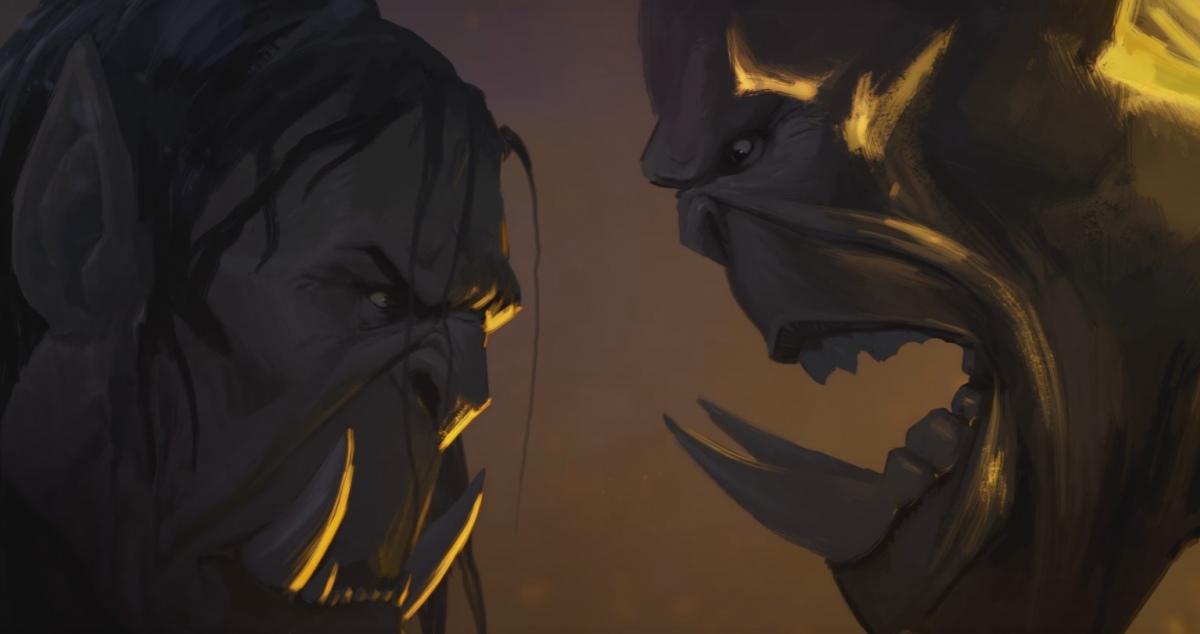 Blizzard посвятила Гул'дану короткометражный фильм