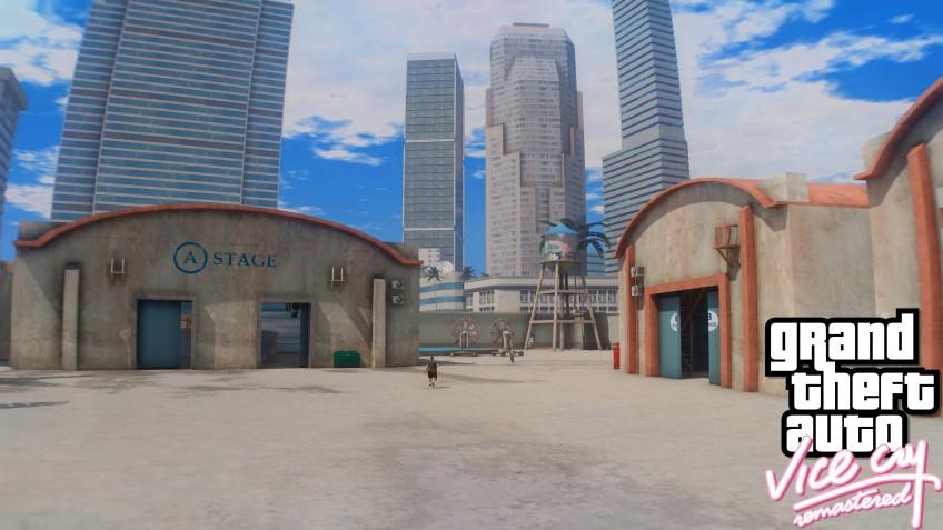 Энтузиасты перенесли карту из GTA: Vice City на движок Grand Theft Auto V