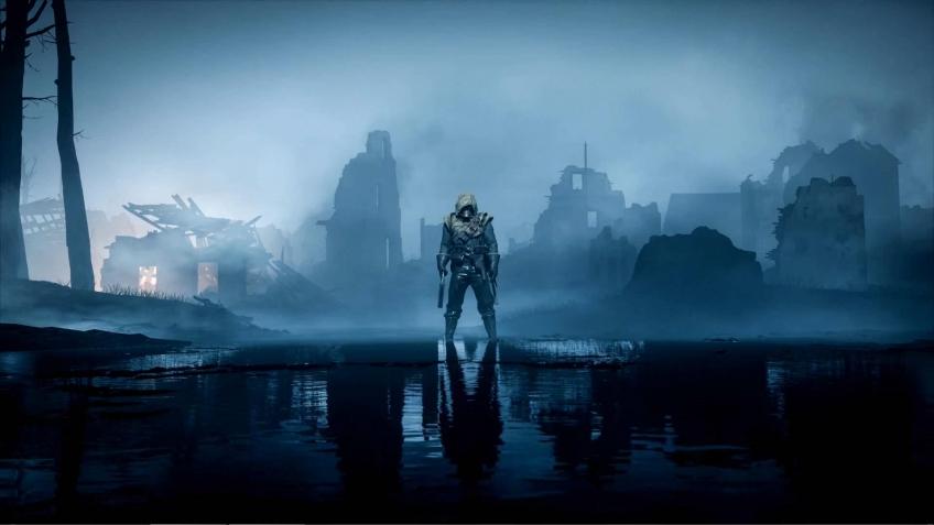 Battlefield V представят23 мая — первый тизер