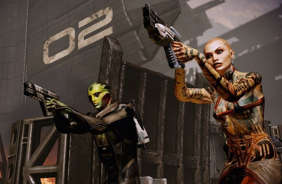 Mass Effect2 выйдет в январе!