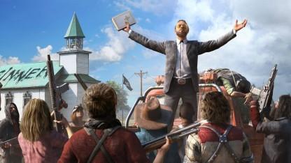 Старт Far Cry 5 стал самым успешным в истории Ubisoft... после The Division