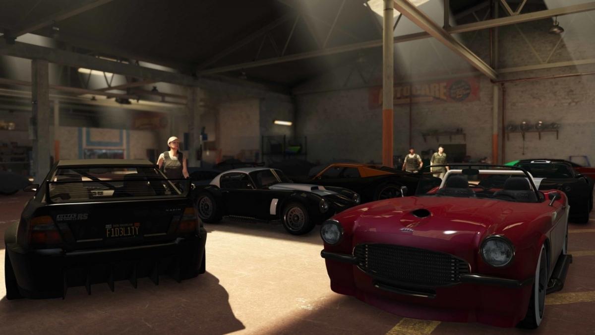 Поклонники GTA Online получат бонусы за выполнение заданий для особого транспорта