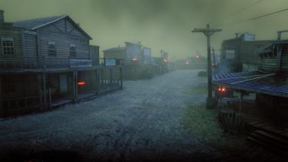 Моддеры перенесли атмосферу Undead Nightmare в Red Dead Redemption2