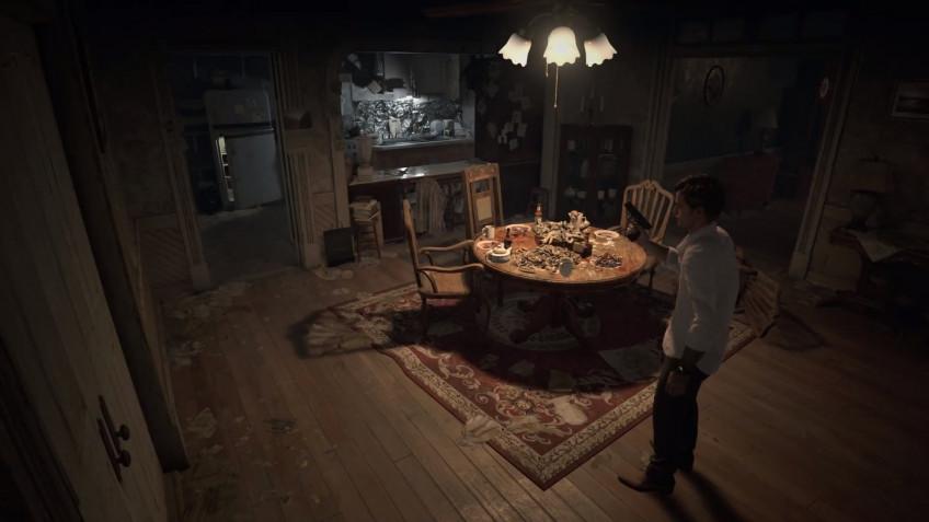 Энтузиаст показал, как Resident Evil7 может выглядеть с классической камерой