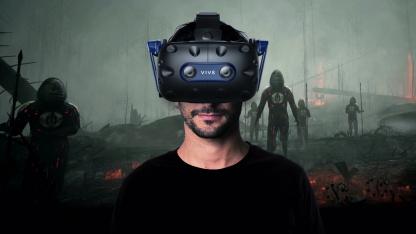HTC представила VR-шлем Vive Pro 2 с 5K-дисплеем