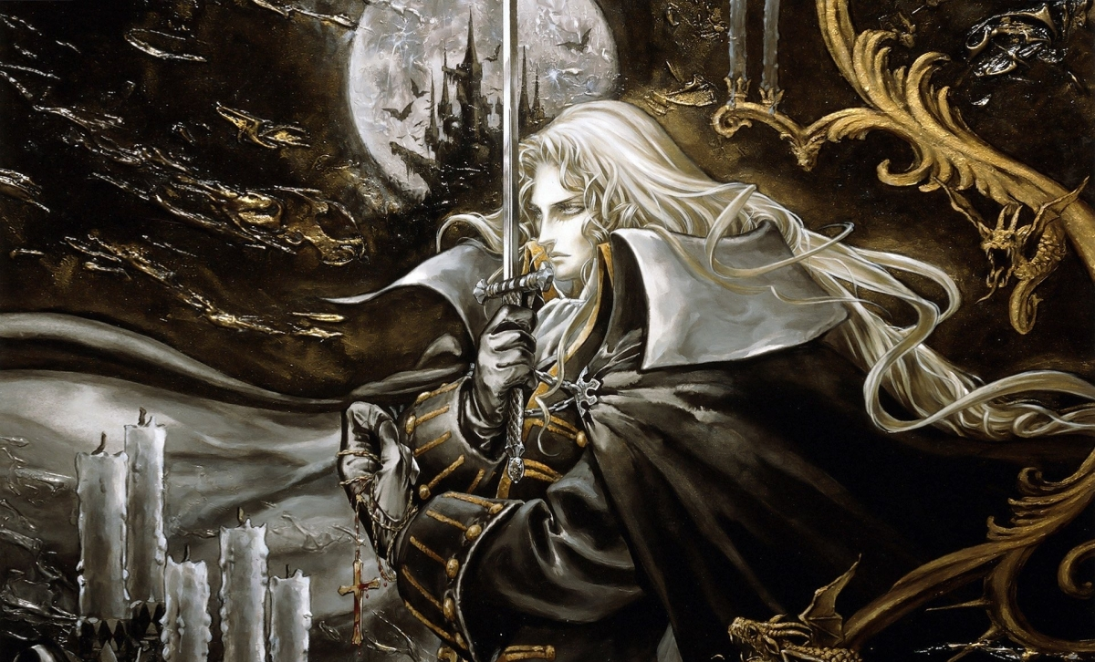 Konami выпустит Castlevania: Symphony of the Night и Rondo of Blood на PS4