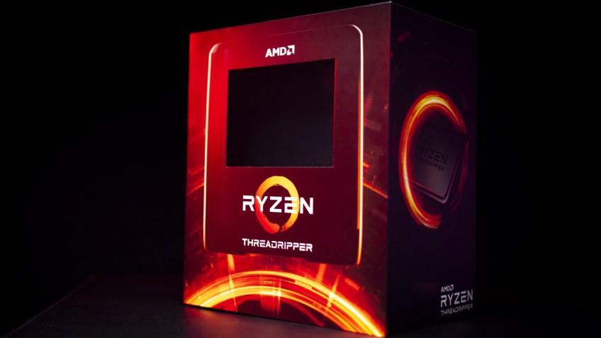 Представлены процессоры AMD Ryzen Threadripper 3960X и 3970X