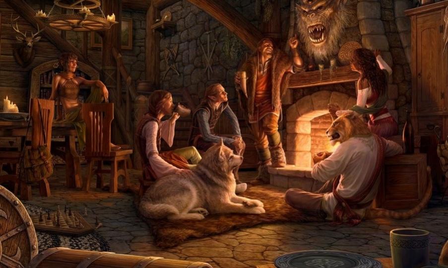 Поклонники The Elder Scrolls Online получили жилье