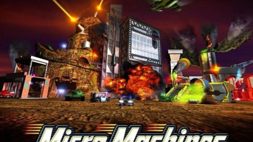 Micro Machines возвращаются