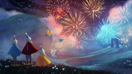 Sky: Children of the Light скачали больше 20 млн раз спустя год после релиза