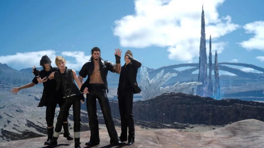 скачать игру через торрент Final Fantasy 15 - фото 7