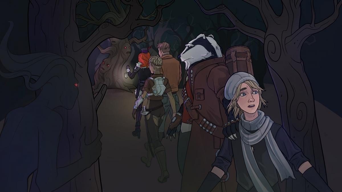 Московская студия TaleRock не нашла издателя для RPG Grimshade