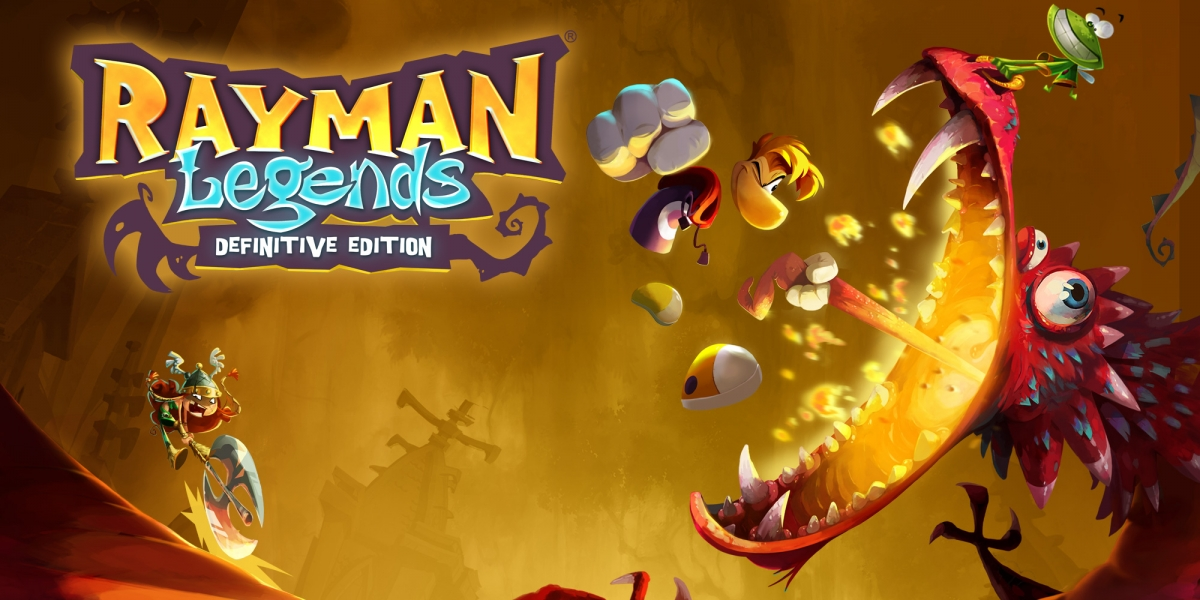 Выход Rayman Legends на Nintendo Switch отметили новым трейлером