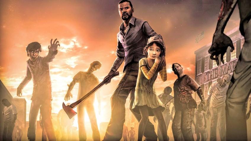 Skybound показала улучшенную версию первых двух сезонов The Walking Dead от Telltale