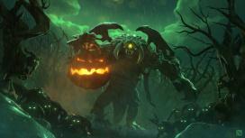Спустя7 лет в Dota2 вернулось хэллоуинское событие Diretide