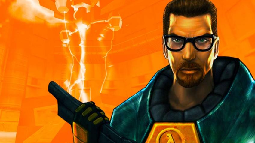 Искусственный интеллект улучшил текстуры персонажей в Half-Life