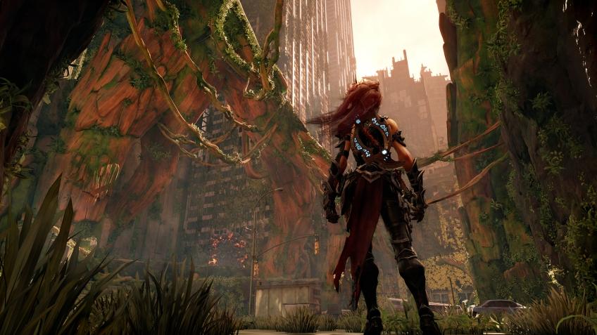 Меньше «Зельды», больше Dark Souls: свежие кадры и подробности о Darksiders III